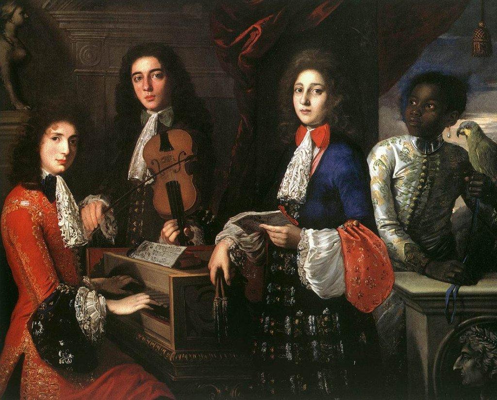 Barokmusik hjælper hjernen