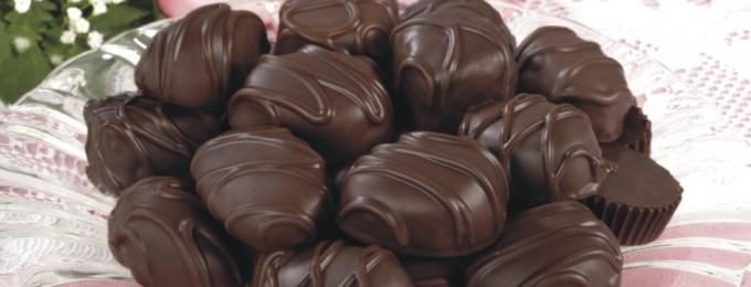 mørk chokolade - godt for krop og sjæl
