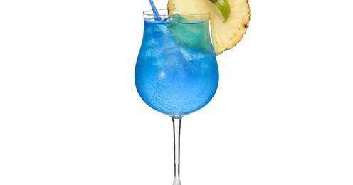 Blue Lagoon drink opskrift