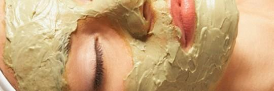 dybderensende ansigtsmaske papaya og ler