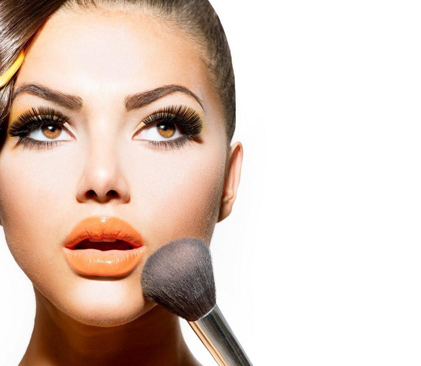 form kæben med makeup