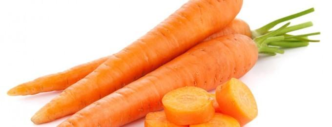 gulerod er sundt