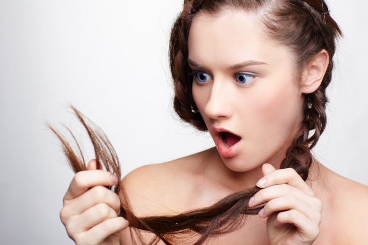 hårkur ødelagt hår