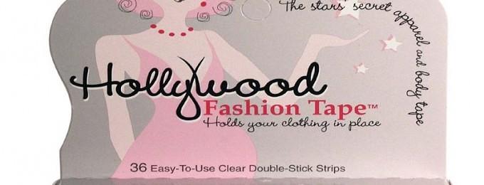 Hollywood fashion tape