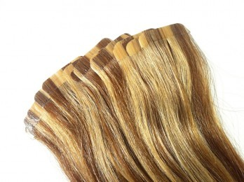 hvilken type hår hair extensions