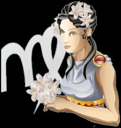 Jomfru stjernetegnet jomfruen