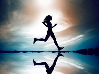 kalk til kvindelige løbere