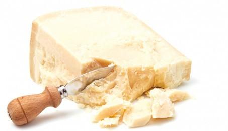 parmesan ost er sundt