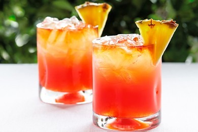 planters punch drink opskrift