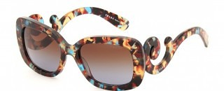 prada baroque solbrille