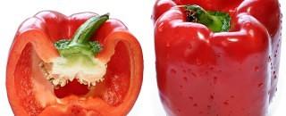rød peberfrugt er sundt