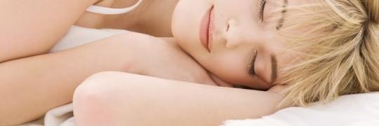 skønhedssøvn