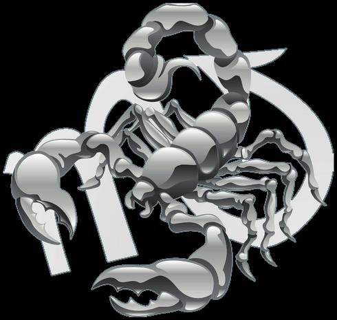 Skorpion Stjernetegnet skorpionen
