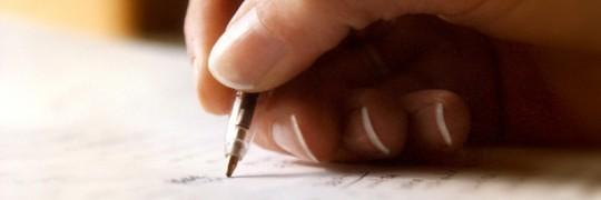 skriftlig kommunikation og sprog