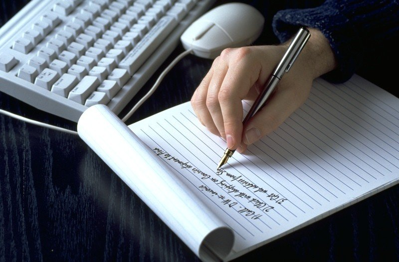 skriv artikler på nettet