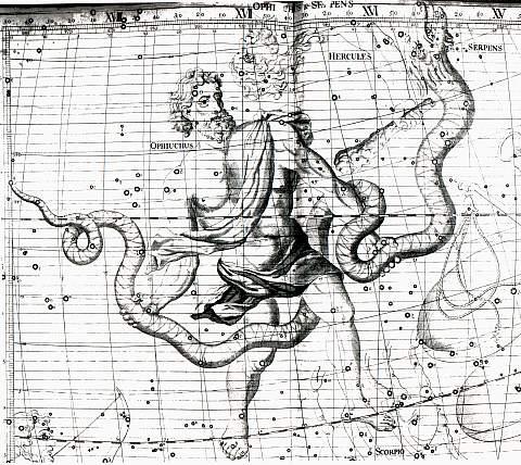 d8313bf6c5e Nye stjernetegn -slangeholderen det 13. stjernetegn -