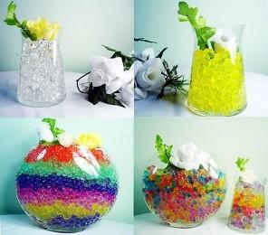 vandkugler som dekoration