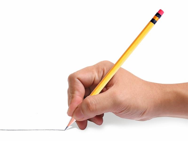 blyantstreg pletfjerning på tøj