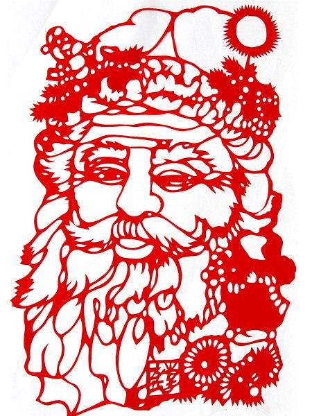 Juleklip & Juleinspiration - Juleklip for børn med gratis skabeloner