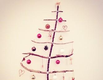 kunstig juletrae