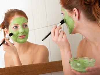 hjemmelavede ansigtsmasker