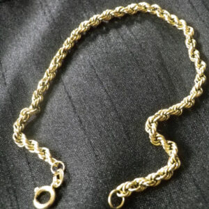 guld armbånd 8 karat