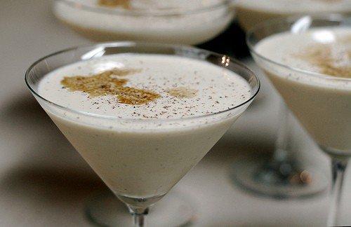 Brandy Alexander cocktail opskrift