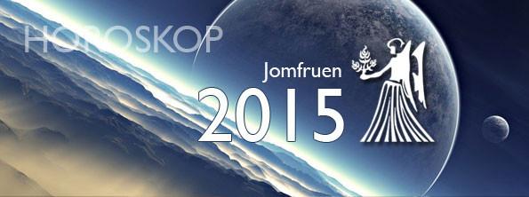 Jomfruen gratis horoskop 2015