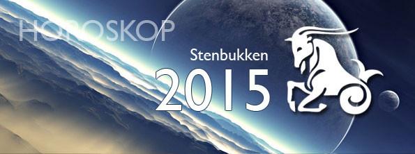 Stenbukken gratis horoskop 2015