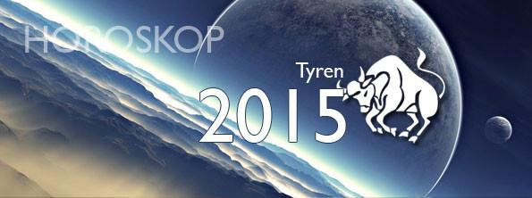Tyren gratis horoskop 2015