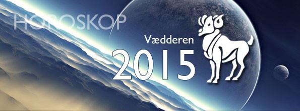 Vædderen gratis horoskop 2015