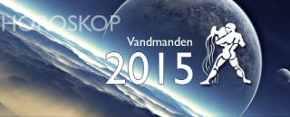Vandmanden gratis horoskop 2015