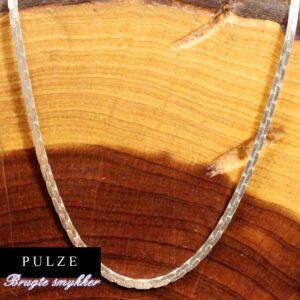 Sterling Sølv 925 Bokshalskæde til kvinder