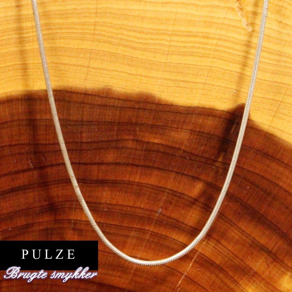 Sterling Sølv 925 Slangekæde til kvinder og mænd