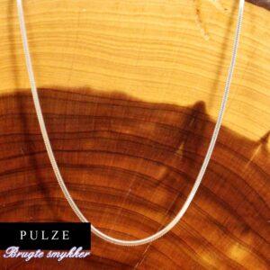 Sterling Sølv 925 slange kæde