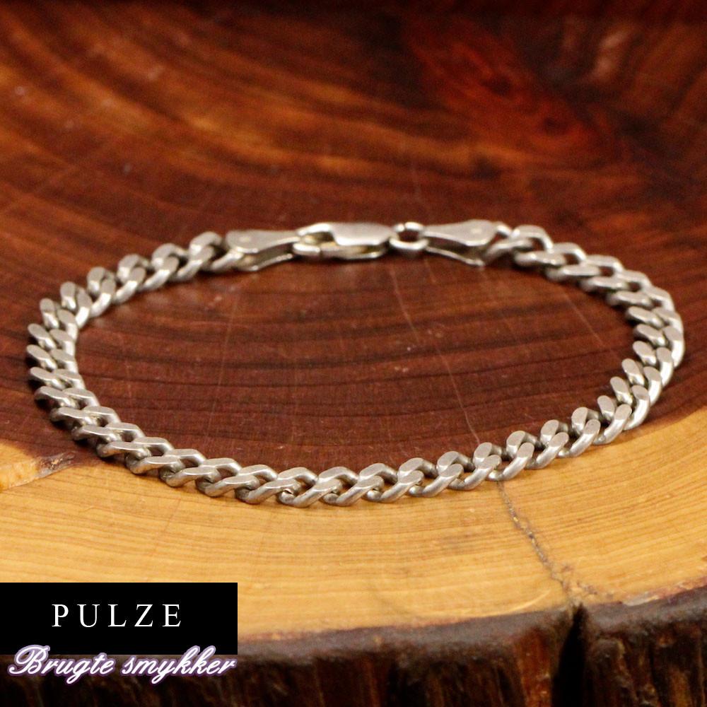 7346a487779 Panserarmbånd i 925 Sterling Sølv | billige sølv armbånd
