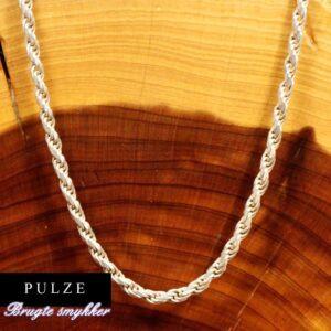 Sterling Sølv kæde 925 reb kæde