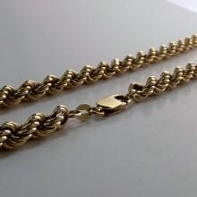 Bjørn Borg guldhalskæde til mænd og kvinder brugte smykker til salg
