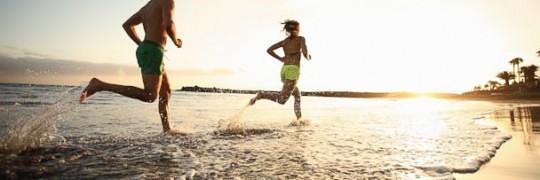Fitness turisme. Hold Aktiv ferie i europa og udlandet