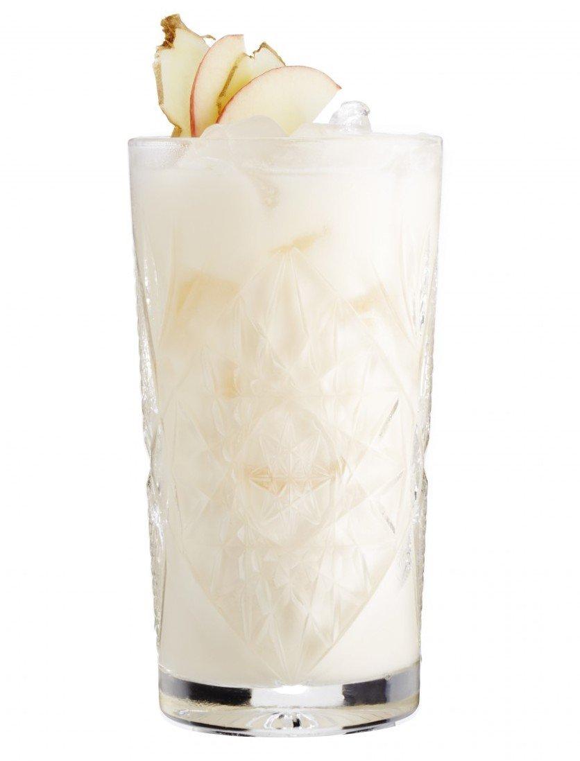 Ginger Colada alkoholfri drink