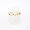 Brillant Solitaire Ring 0.25 CT