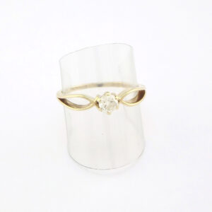 Brillant Solitaire Ring 0.25 CT