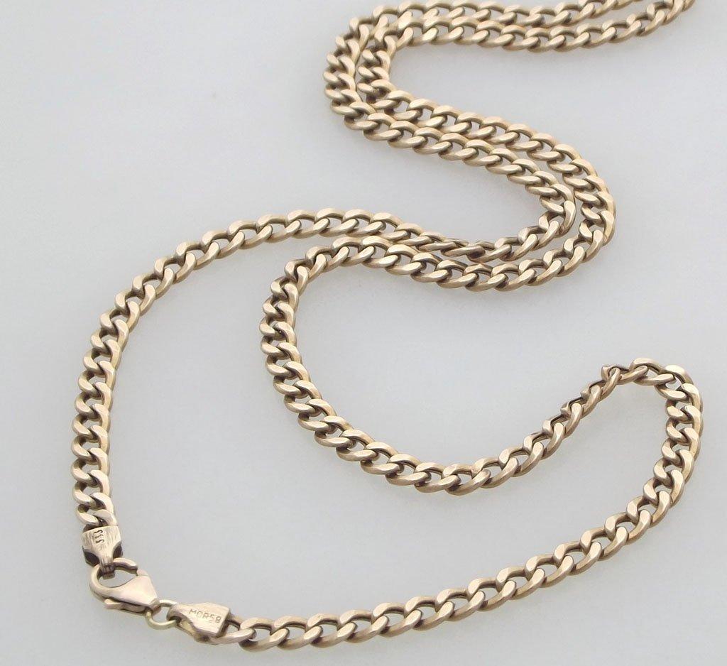 smykker til mænd guld