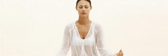 meditation og stress sund hud