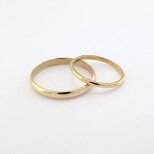 Billige forlovelsesringe 8 karat guld