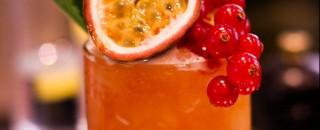 Sweet passion alkohol fri drink med frisk passionsfrugt. Soft drink opskrift01.