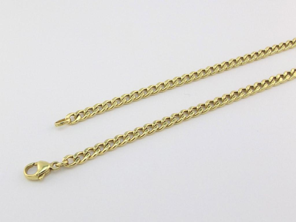 halskæde vedhæng guld