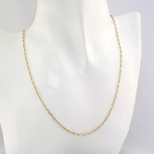 Moderne Guld halskæde i 14 karat
