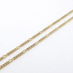 8 karat guld halskæde velegnet til vedhæng