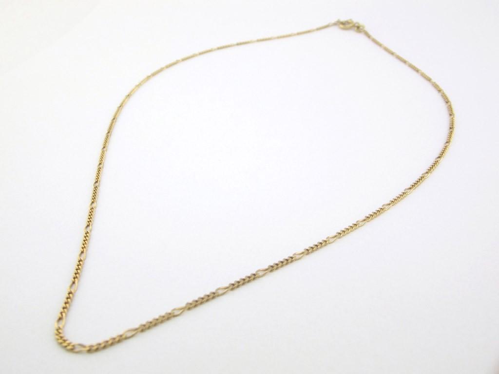 guld vedhæng til halskæde